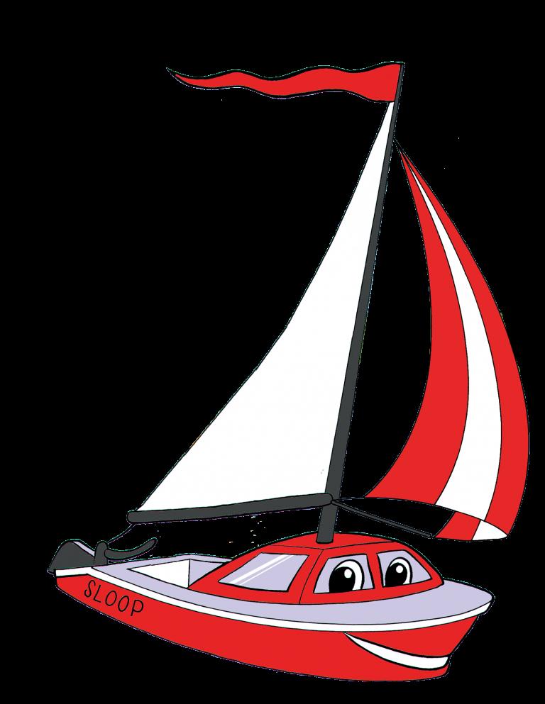 A dinghy