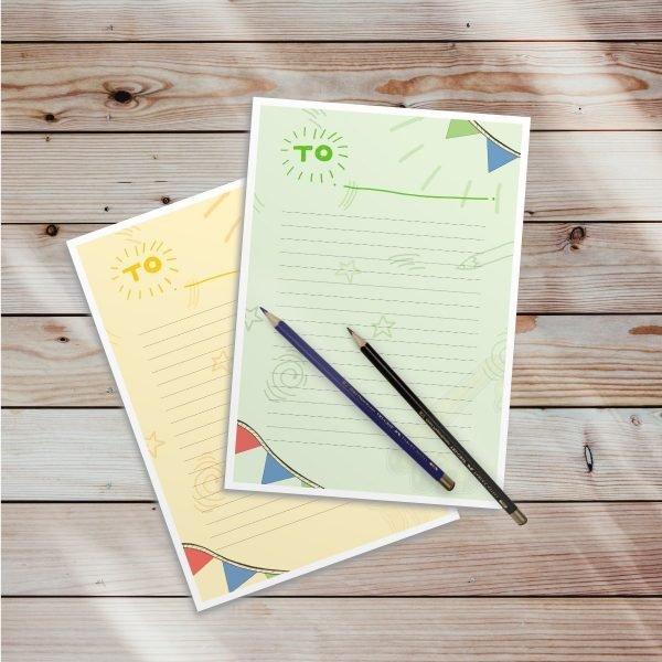 Skipp the Sailor Letter Writing Kit